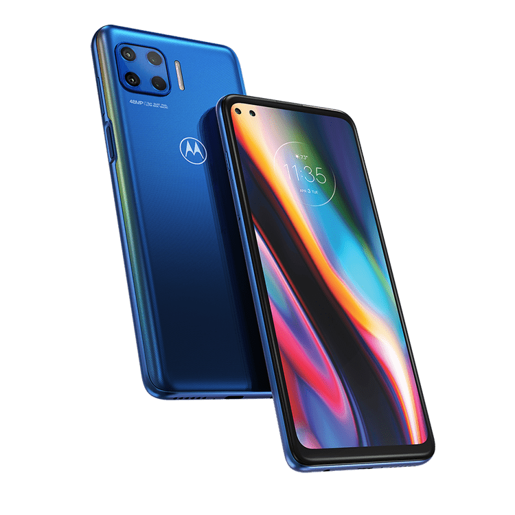 moto g 5G plus an 5G android smartphone